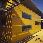 Maison de l'enfance Charlotte Ferreres Achitecte: Tautem Architecture. Photo © Didier Boy de la Tour, photographe