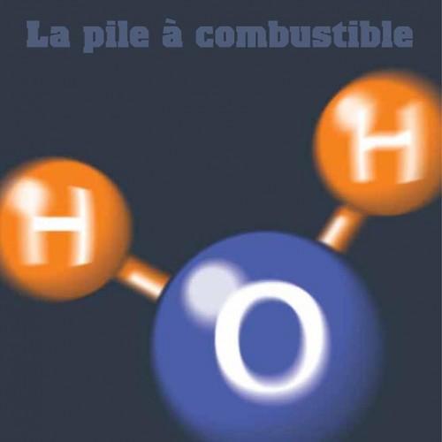 Brochure «la pile à combustible». Tristan Boy de la Tour, graphiste, Lausanne